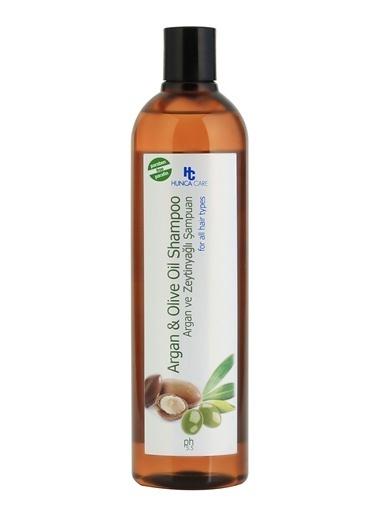 Hunca Argan Ve Zeytin Yağlı Şampuan 2 Adet 2X700Ml Renkli